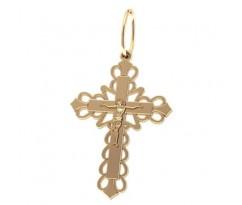 Крест (ладанка) авторская, ручная работа артикул: 5023
