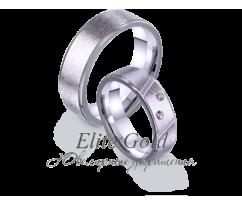 Кольца обручальные парные артикул: 4221189D