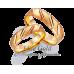 Кольца обручальные парные артикул: 411108D