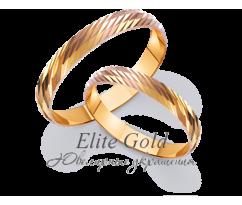 Кольца обручальные парные артикул: 411153D