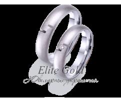 Кольца обручальные парные артикул: 421331D