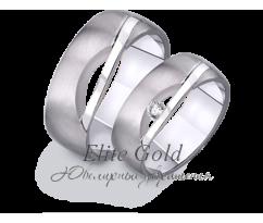 Кольца обручальные парные артикул: 421645D