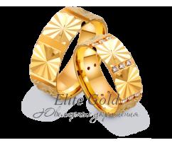 Кольца обручальные парные артикул: 431629D