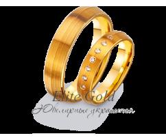 Кольца обручальные парные артикул: 432867D
