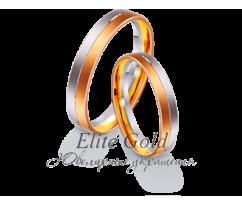 Кольца обручальные парные артикул: 441477D
