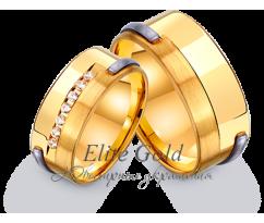 Кольца обручальные парные артикул: 442699D