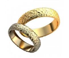 Парные обручальные кольца арт: AU160