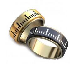 Уникальные парные обручальные кольца арт: AU73