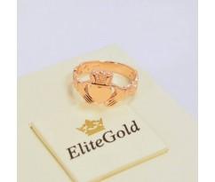 Кладдахское кольцо обручальное