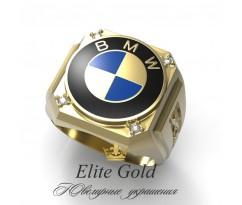 Кольцо для мужчин качественной, ручная работа art: EX024 BMW