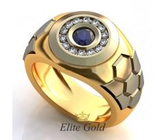 Мужское эксклюзивное кольцо art: EX025 Armor