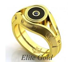 Мужское эксклюзивное кольцо art: EX037 Galaxy