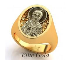 Эксклюзивное мужское кольцо art: EX031 Savior