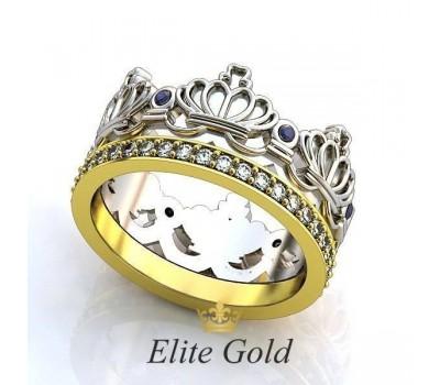 Allegra Ring - Кольцо Корона