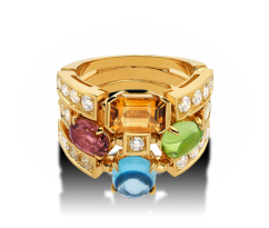 BVLGARI ALLEGRA Ring 13Y