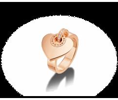 BVLGARI BVL Heart Ring