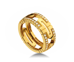 BVLGARI PARENTESI Ring 85Y