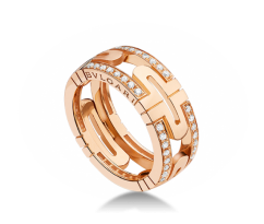 BVLGARI PARENTESI Ring 85R