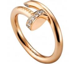 Кольцо в стиле Cartier Juste Un Clou 01 R
