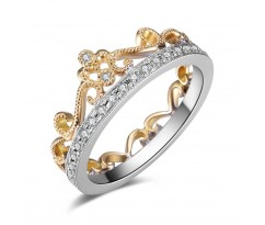 Cronprincess ring - Кольцо Корона