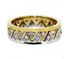 Double crown ring - Кольцо Корона