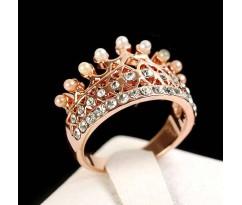 Vintage crown ring - Кольцо Корона