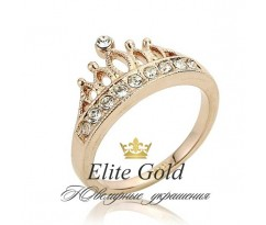 Женское кольцо уникальное Countess ring - Кольцо Корона