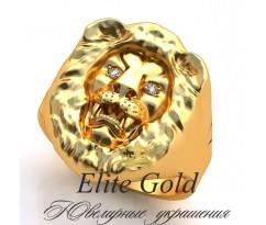 Мужское эксклюзивное кольцо art: EX013 Leo