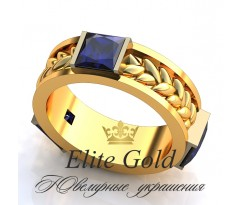 Мужское эксклюзивное кольцо art: EX014