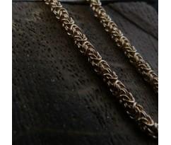 Эксклюзивная цепь (браслет) Византия 100