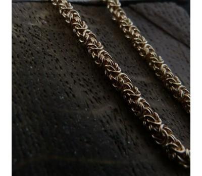 Эксклюзивная цепь (браслет) Византия 25