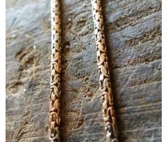 Эксклюзивная цепь (браслет) Византия 14