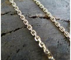 Эксклюзивная цепь (браслет) Якорная точеная