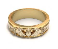 Кладдахское кольцо Eternity