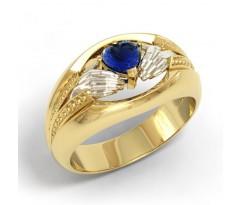 Кладдахское кольцо мужское