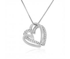 Эксклюзивная подвеска Heartbeat necklace