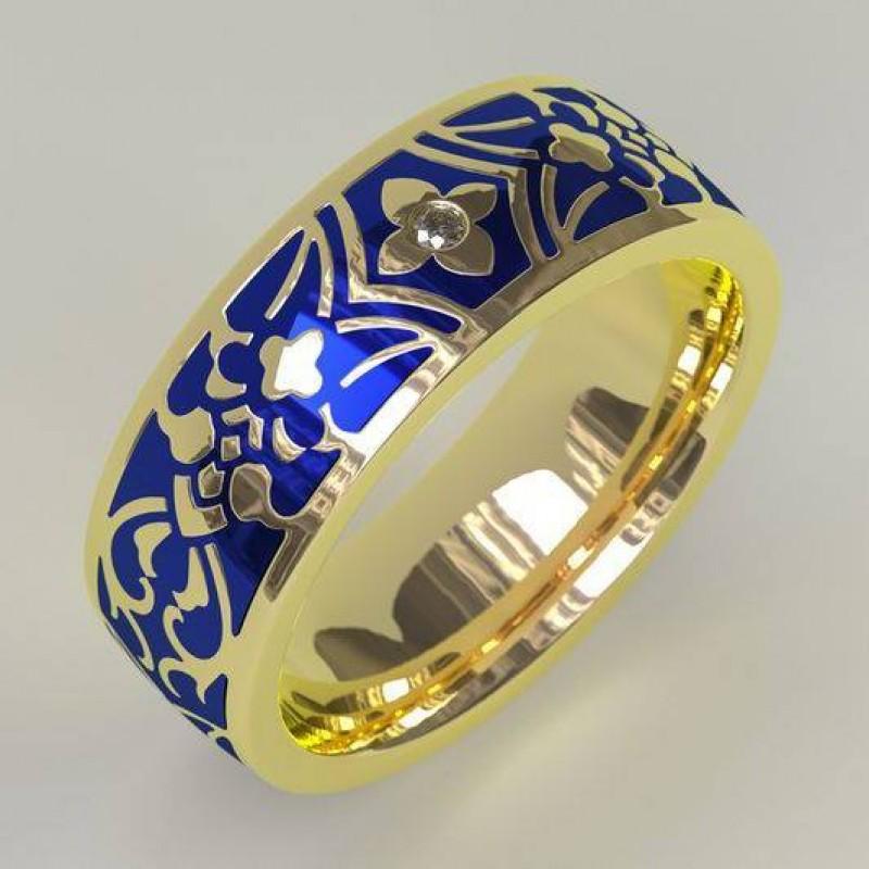 кольца с бриллиантами купить