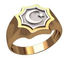 Кольцо для мужчин качественной, ручная работа артикул: 3311