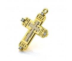 Эксклюзивные крест Indention