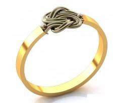 Эксклюзивное кольцо женское, ручная работа art: А002