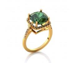 Эксклюзивное кольцо женское, ручная работа art: А053