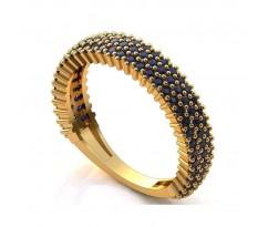 Эксклюзивное кольцо женское, ручная работа art: А150