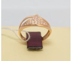 Авторское женское кольцо артикул: 11951