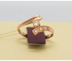 Авторское женское кольцо артикул: 12011