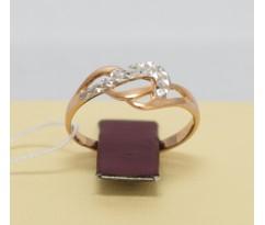 Авторское женское кольцо артикул: 12411