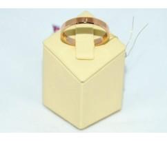 Обручальное кольцо артикул: 53091