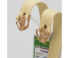 Красивые женские серьги арт: 42781