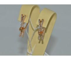Красивые женские серьги арт: 45081