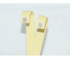Красивые женские серьги арт: 46481