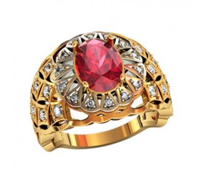 Эксклюзивное кольцо женское, ручная работа art: 001010